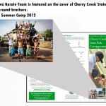 Cherry Creek State Park Brochure. 2012-2013